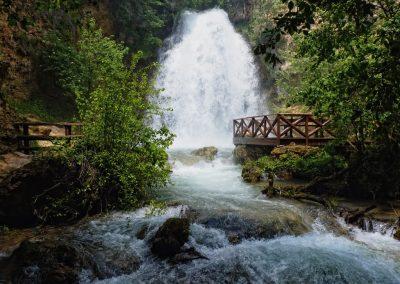 Ресава — монастыри, пещера, водопад