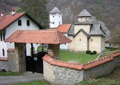 Валево и монастыри
