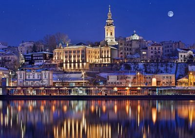 Hobby tour Belgrad