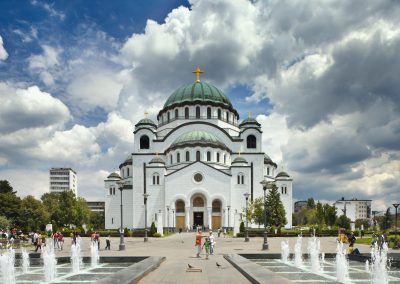 Cathedral of St. Sava